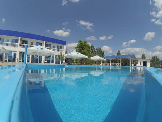Park Hotel Marmaris, Skadovsk: photo, prices, reviews