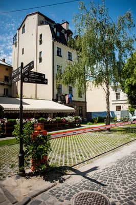 Hotel Saint Feder, Lviv: photo, prices, reviews