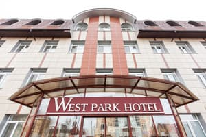 Hotels Kyiv. Hotel West Park Hotel