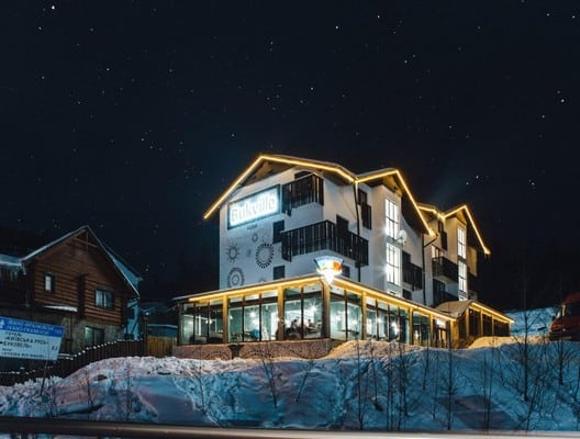 Hotel Bukville, Bukovel: photo, prices, reviews