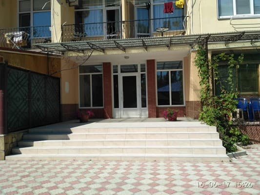 Apartment Arkadiya, Zalizny Port: photo, prices, reviews