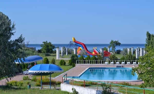 Hotel Skifos, Skadovsk: photo, prices, reviews