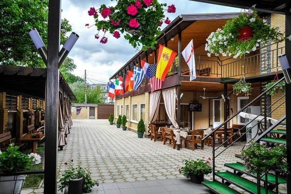 Hotel Katrin Hotel,  Berdiansk: photo, prices, reviews