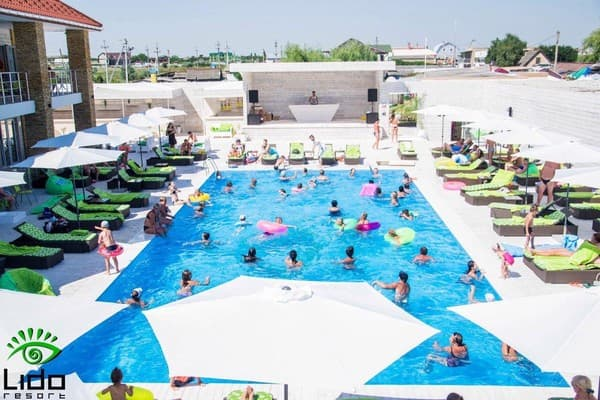 Hotel Lido, Lazurne: photo, prices, reviews