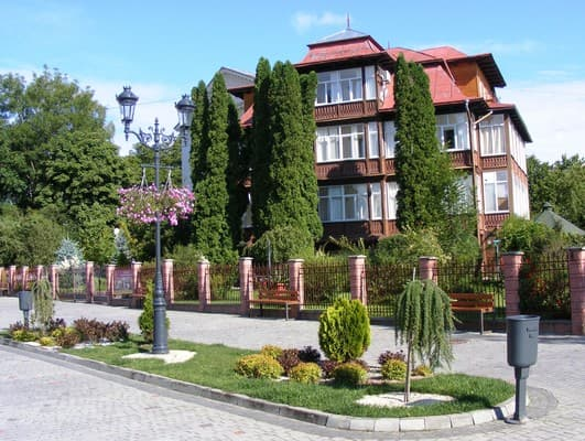 Villa Solnechnaya, Truskavets: photo, prices, reviews