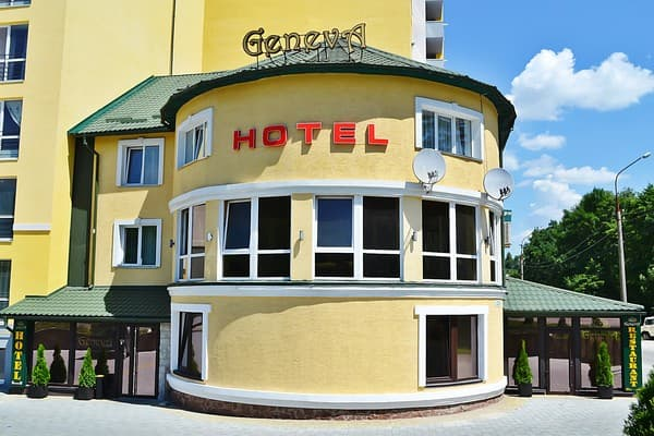 Hotel Monaco, Ternopil: photo, prices, reviews