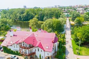 Hotels  city Sumy and region. Hotel Zdibanka