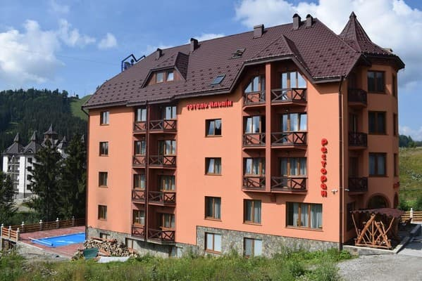 Hotel Alpin, Bukovel: photo, prices, reviews