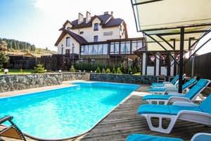 Готелі Східниці. Готель Grand Villa 2b9f6d41fb400