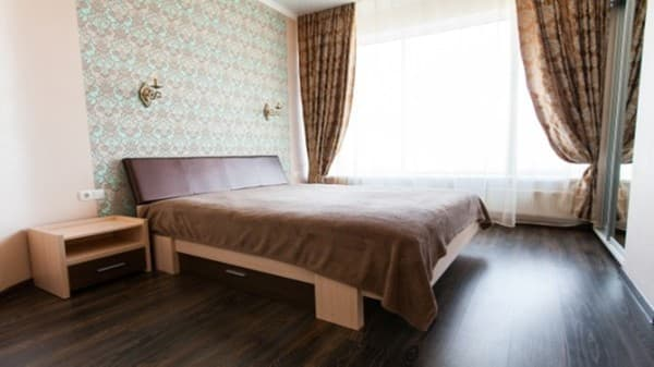 Apartment Apartamenti v Most-Siti,  Dnipro: photo, prices, reviews