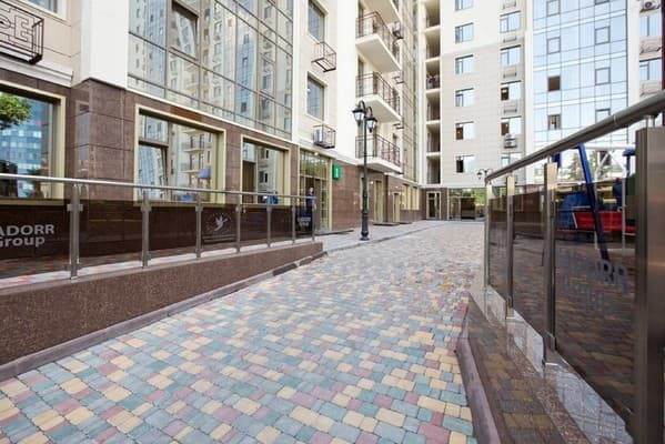 Apartment hotel Barkar Apartments, Odesa: photo, prices, reviews