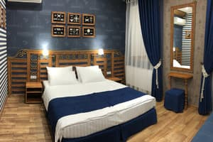 Hotels Odesa. Hotel Lucky Ship. Art Hotel