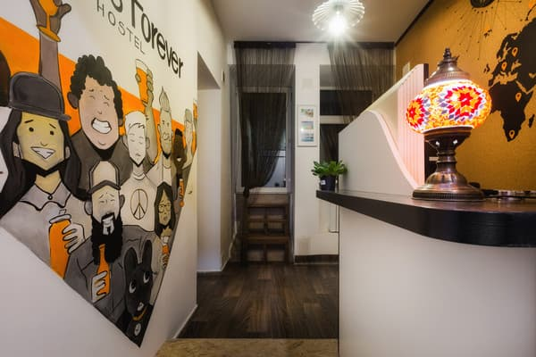 Hostel Friends Forever, Kyiv: photo, prices, reviews