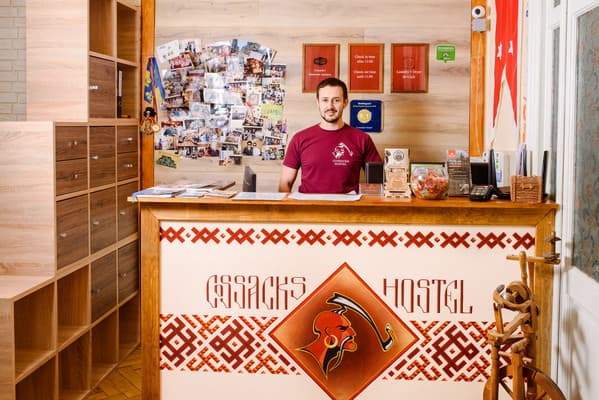 Hostel Cossacks Hostel, Lviv: photo, prices, reviews