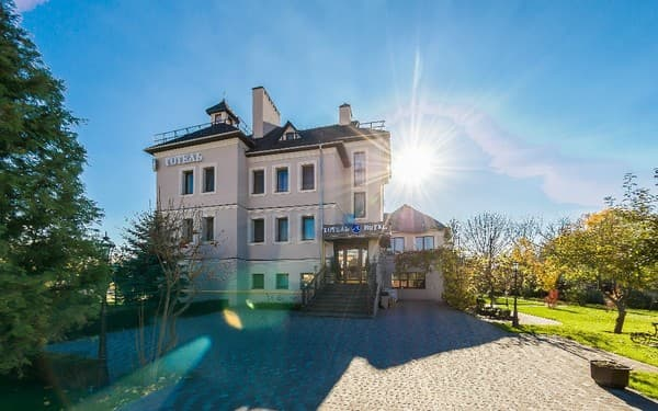 Hotel Bystrytsya Lux,  Ivano-Frankivsk: photo, prices, reviews