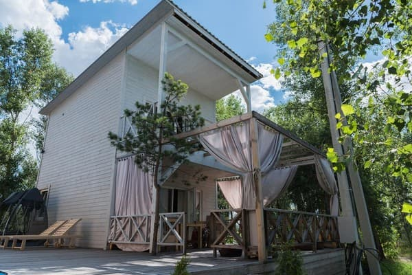 Villa Relax Villa Poduszka, Kyiv: photo, prices, reviews