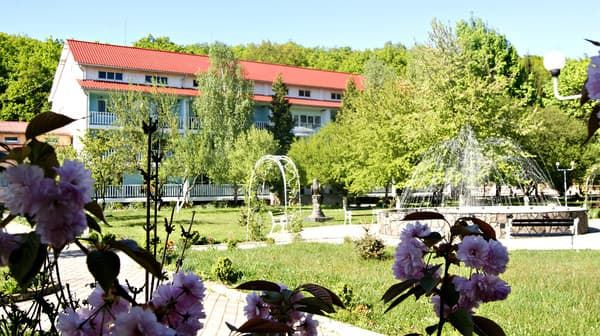 Sanatorium Teplytsia ,  Vynohradiv: photo, prices, reviews