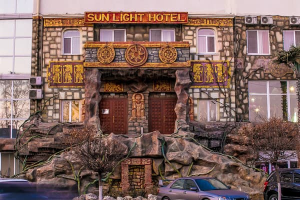 Hotel Hotel Sunlight, Kharkiv: photo, prices, reviews