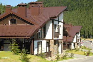 Hotels  city  Ivano-Frankivsk and region. Hotel Residence Chalet