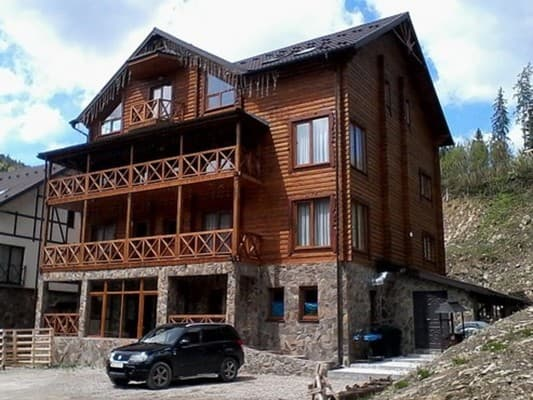 Hotel Chalet Blanc, Bukovel: photo, prices, reviews