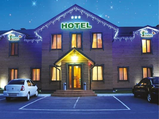 Hotel and restaurant complex Gluhoman, Poltava: photo, prices, reviews