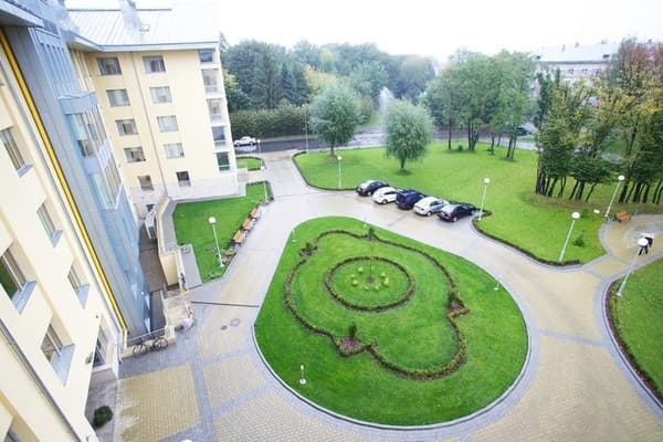 Guest Court University Centre, Lviv: photo, prices, reviews