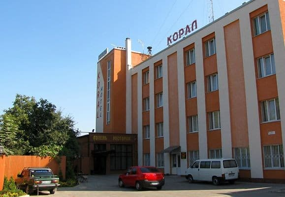 Hotel Korall, Chernivtsi: photo, prices, reviews