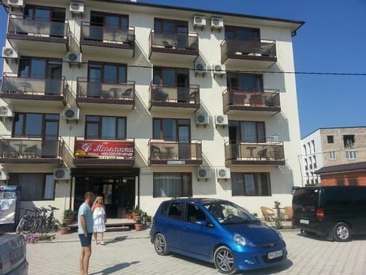 Guest Court U Milanki, Sudak: photo, prices, reviews