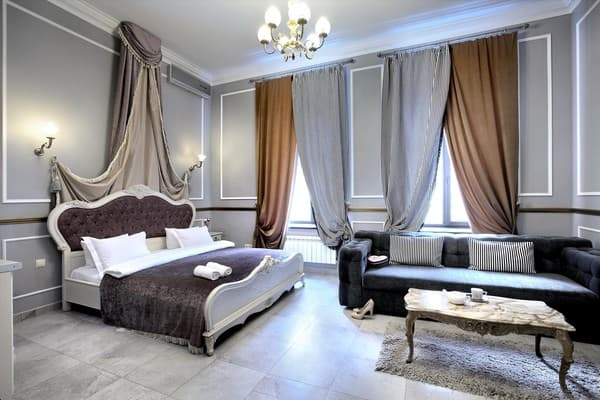 Boutique Hotel Theatre Apart Hotel, Kyiv: photo, prices, reviews