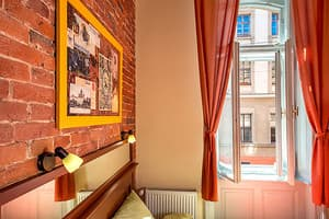 Hotels Lviv. Hotel Post House