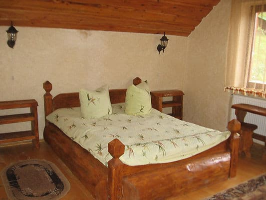 Private estate Liliya, Slavske: photo, prices, reviews