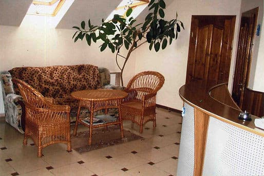 Mini hotel Delfin, Mukachevo: photo, prices, reviews