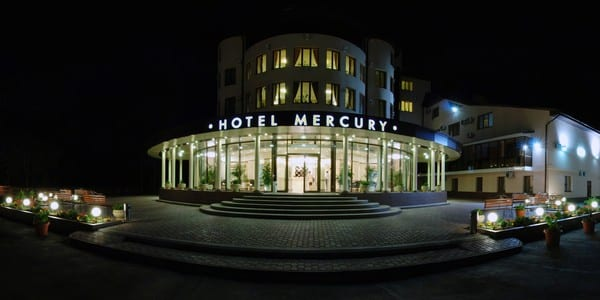 Hotel Mercury, Kharkiv: photo, prices, reviews