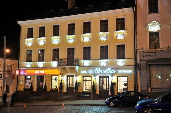 Hotel AllureInn, Chernivtsi: photo, prices, reviews