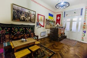 Hotels Lviv. Hotel Cossacks Hostel