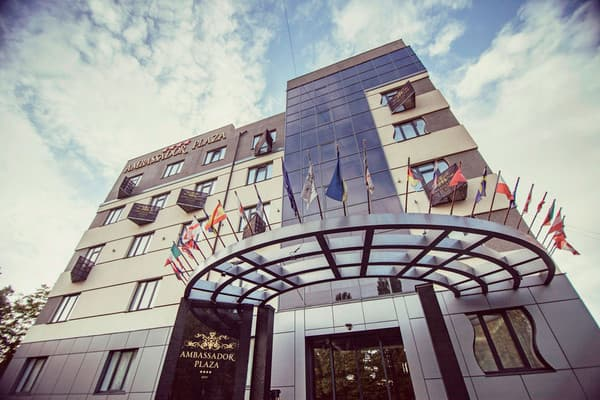 Hotel Ambassador Plaza Hotel, Kyiv: photo, prices, reviews