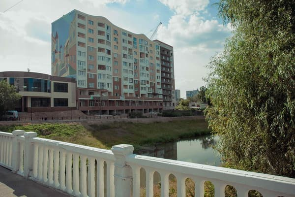 Apartment Molex Apartments-2, Chernihiv: photo, prices, reviews