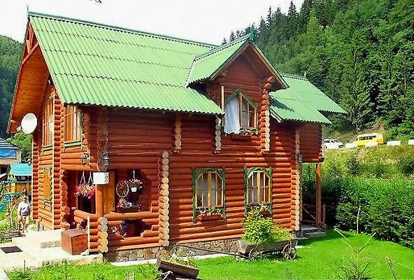 Private estate Lisova kazka, Vorohta: photo, prices, reviews