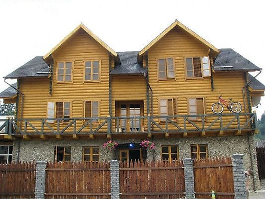 Chalet Truten, Vorohta: photo, prices, reviews