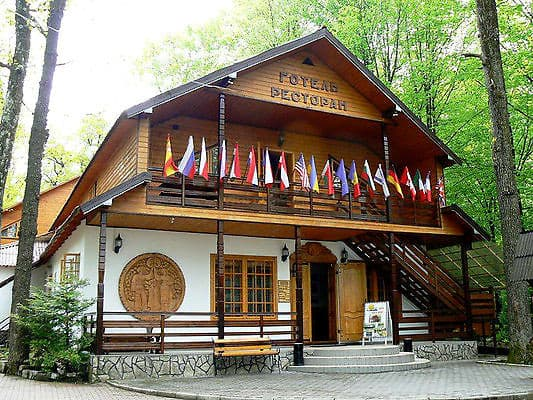 Recreation centre Lehenda Karpat,  Kosiv: photo, prices, reviews