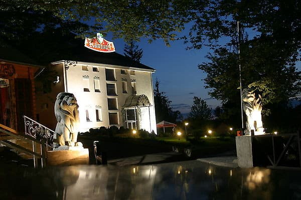 Hotel Kamelot,  Uzhhorod: photo, prices, reviews