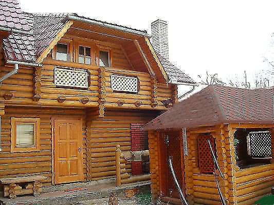 Private estate U Yaroslava, Yasinya: photo, prices, reviews