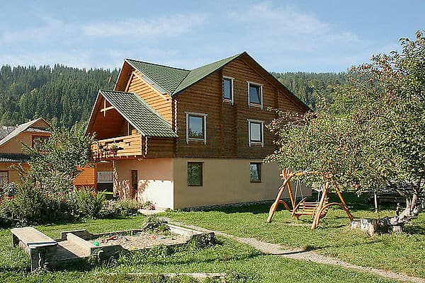 Private estate Raiduha, Verkhovyna: photo, prices, reviews