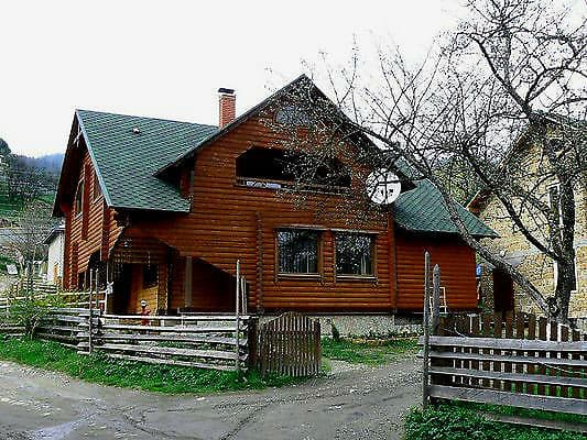 Private estate Perlyna Karpat, Verkhovyna: photo, prices, reviews