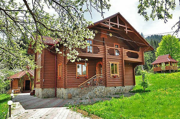 Private estate Raiskyi kutochok, Verkhovyna: photo, prices, reviews