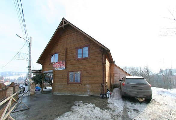 Private estate Try dorohy, Bukovel: photo, prices, reviews