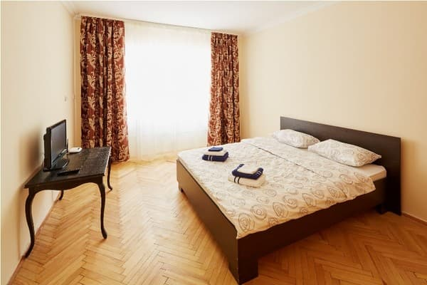 Apartment Sleep on Brativ Rohatyntsiv Street, 15, Lviv: photo, prices, reviews
