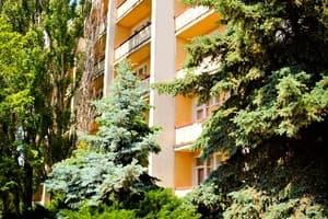 Санаторії Сергіївки