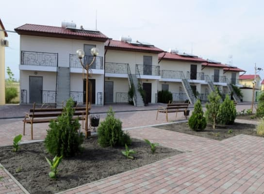 Mini hotel Lukomorie,  Berdiansk: photo, prices, reviews