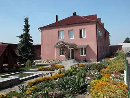 Hotel Edem, Kremenets: photo, prices, reviews